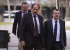 Crespo, condenado por aceptar sobornos de un empresario ruso