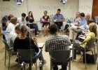 Socialistas, Compromís y Podemos pactan un programa de gobierno