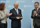 El doctor Martí Massó recibe el Premio Euskadi de Investigación