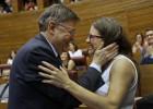 Un socialista preside las Cortes Valencianas por amplio acuerdo