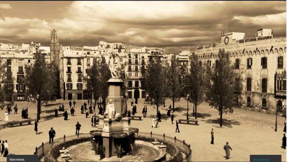 Un google maps del siglo xix catalu a el pa s for Diseno de interiores siglo xix