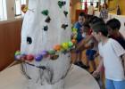 Escolares muestran su creatividad e imaginación en el Guggenheim