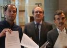 La oposición investigará la gestión de Aguirre y González