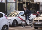 Atacadas un centenar de bicicletas de BiciMAD