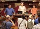 La oposición exige diálogo a Colau en el primer pleno del mandato