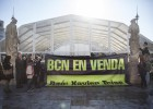 Colau dice que no habrá pista de hielo en Plaza Catalunya