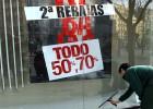Valencia planea restringir la liberalización del horario comercial