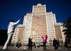 El dueño del edificio España quiere tirarlo y rehacerlo