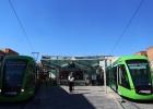 El gobierno de Parla aprueba no pagar los sobrecostes del tranvía
