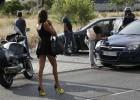 La policía persigue a los clientes para acabar con la prostitución en Marconi