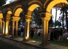 A vueltas con la autenticidad del claustro de Palamós