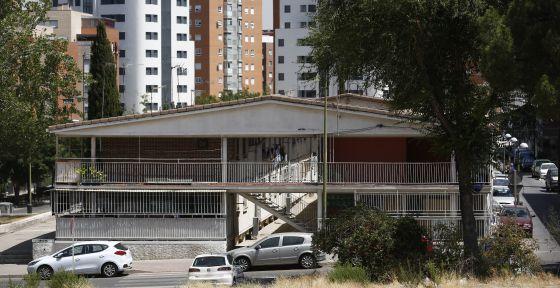 Los atascos burocr ticos paralizan la uva de hortaleza - Parque conde orgaz ...
