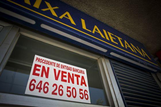 Els vestigis de caixa laietana catalunya el pa s catalunya for Caixa de catalunya oficinas