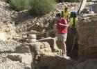 Los arqueólogos desentierran el barrio judío de Lleida