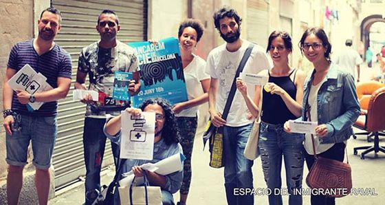 Una brigada para los sin papeles catalu a el pa s for Trabajos en barcelona sin papeles