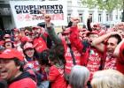 Madrid veta el rodaje de un anuncio de Coca-Cola por su conflicto laboral