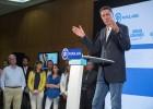 El PP fracasa en su intento de liderar el frente del 'no'