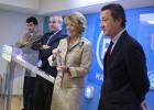 """Aguirre acudirá """"orgullosísima"""" a la comisión de endeudamiento"""