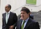Arrancan los interrogatorios del 'caso F-1' con el expresidente Olivas