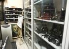 30.000 objetos del legado de Ramón y Cajal, en una sala de reuniones