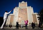 Wanda reformará el edificio España a pesar de no poder tirar la fachada