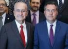 Sevilla y Málaga sellan su alianza estratégica para impulsar proyectos