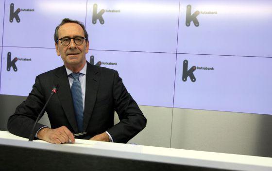 Kutxabank reducir plantilla con 276 prejubilaciones y for Oficina kutxabank madrid