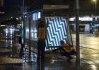 La crítica a la publicidad en la calle de Seiler, en Barcelona