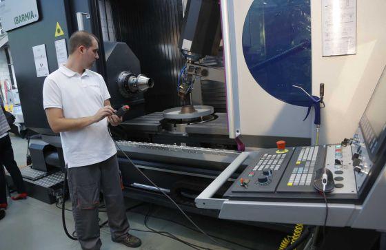Euskadi crea una de las impresoras 3D más avanzada del mundo