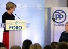Aguirre critica ahora lo que contaminan los buses de Madrid