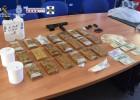 La policía desarticula una red internacional de tráfico de heroína