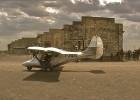 El cineasta que se construyó un avión