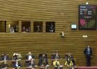 Las Cortes incluyen el requisito de la paridad en el reglamento