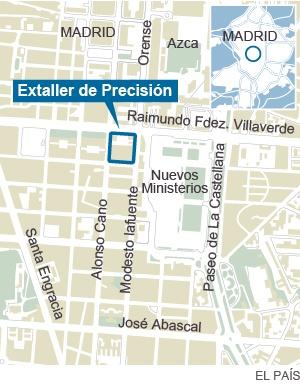 El gobierno de carmena se divide por la demolici n de un - Manuel riesgo villaverde ...