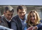 Rivera se compromete a construir el corredor mediterráneo
