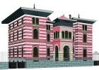 Uno de los dibujos de la 'Guía visual del Madrid desaparecido'.