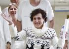 """Teresa Romero: """"Aún sigo de baja por el caso del ébola"""""""
