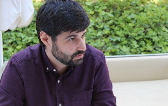 Vicent Baydal, un dels fundadors de l'editorial Drassana.