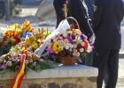 Críticas a Mas en el homenaje a las víctimas de ETA en Sabadell