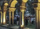 El claustro de Palamós será visitable a partir de enero