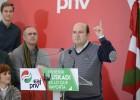 Ortuzar avisa de que el peligro para Euskadi es el pacto PP-Ciudadanos