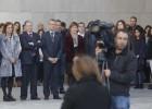 Las instituciones vascas condenan el atentado de Kabul sin EH Bildu