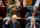 Cifuentes aprueba su primer presupuesto con el voto de Ciudadanos