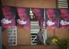 Alta participación en el barrio que más votó a Colau