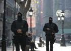 'Mossos' armados hasta los dientes, un paisaje cotidiano