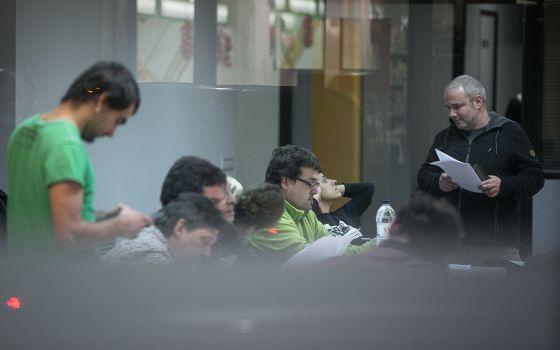 Reunión del Secretariado Nacional de la CUP