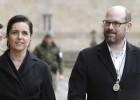 La presidenta de la Cámara gallega censura en la Catedral el laicismo