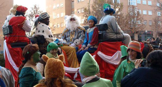 Cabalgata de Reyes Magos Carabanchel