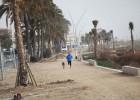 El Estado para la reforma del paseo de Castelldefels por 4.554 euros