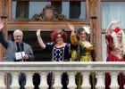 Ribó y Oltra condenan los ataques a raíz del acto de las 'reinas magas'